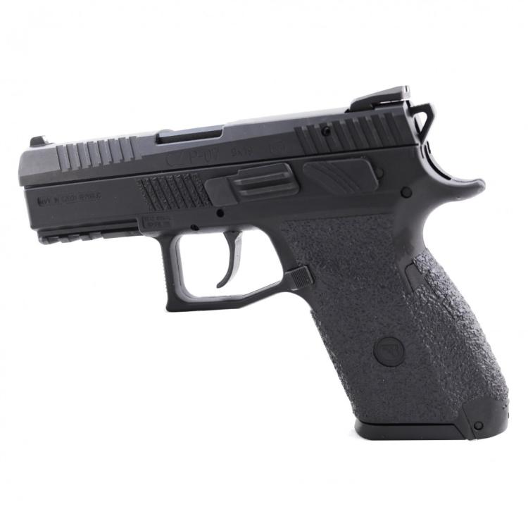 Talon Grip pro pistoli CZ P-07/CZ P-07 Duty - Talon Grip pro pistoli CZ P-07/CZ P-07 Duty