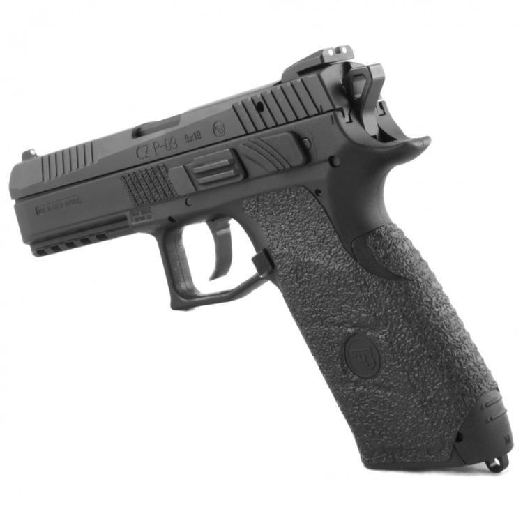 Talon Grip pro pistoli CZ P-09 Duty - Talon Grip pro pistoli CZ P-09 Duty