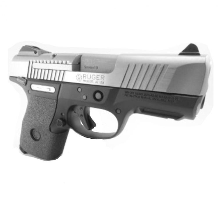 Talon Grip pro pistole Ruger SR9, SR40, SR45 Full Size, SR9c a SR40c Compact - Talon Grip pro pistole Ruger SR9 / SR40 / SR45 Full Size / SR9c / SR40c Compact