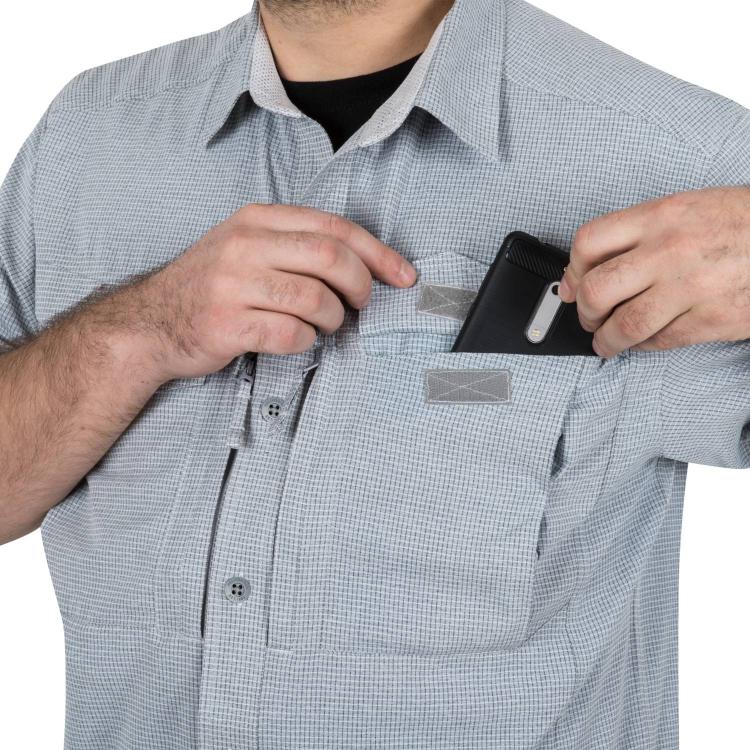 Košile Defender Mk2 Ultralight Shirt, krátký rukáv, Helikon - Košile Helikon DEFENDER Mk2 Ultralight Shirt, krátký rukáv