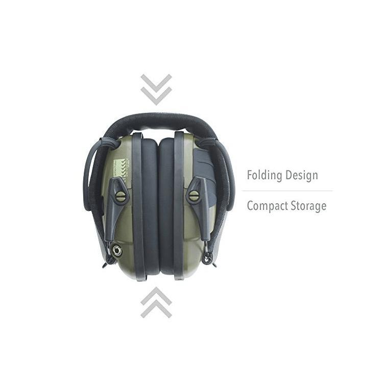 Elektronická sluchátka Howard Leight by Honeywell Impact™ Sport - Elektronická sluchátka Howard Leight by Honeywell Impact™ Sport