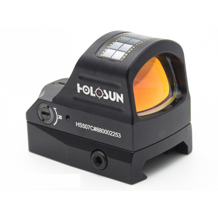Otevřený micro kolimátor Holosun HS507C - Otevřený micro kolimátor Holosun HS507C