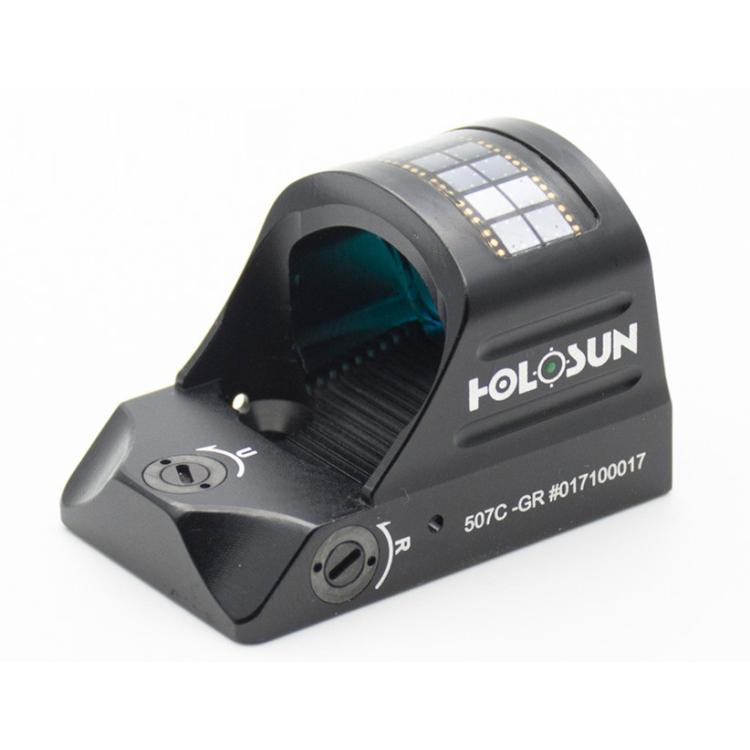 Otevřený micro kolimátor Holosun HE507C Elite