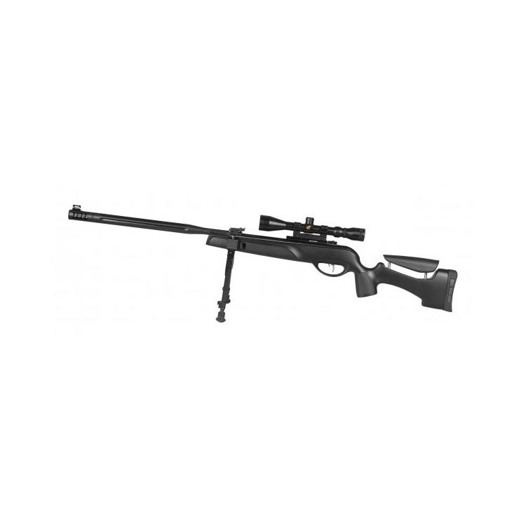 Vzduchovka Gamo HPA Mi 16 J + puškohled 3-9x40, diabolky