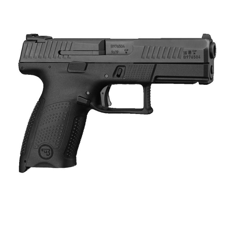 Pistole CZ P-10 C, 9 mm Luger, CZUB