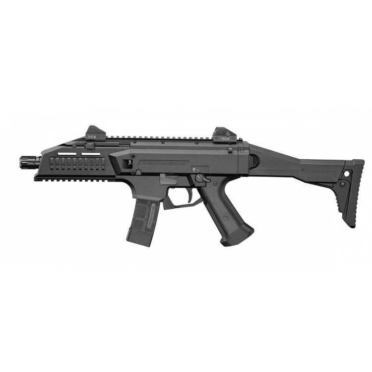 """Samonabíjecí pistole CZ Scorpion EVO 3 S1, 9x19, hlaveň 8"""", CZUB"""