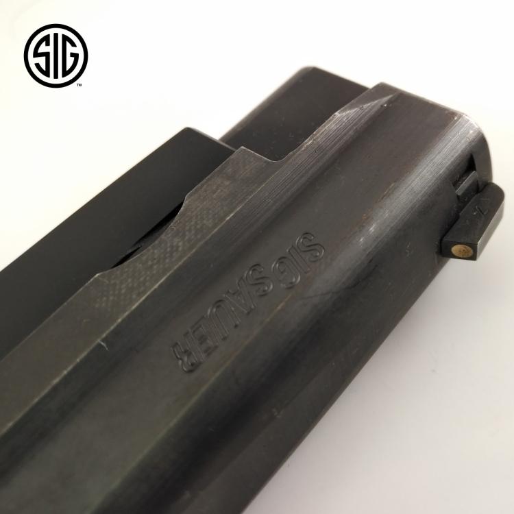 """Pistole Sig Sauer P226 4,4"""", 9 mm Luger, použitá"""