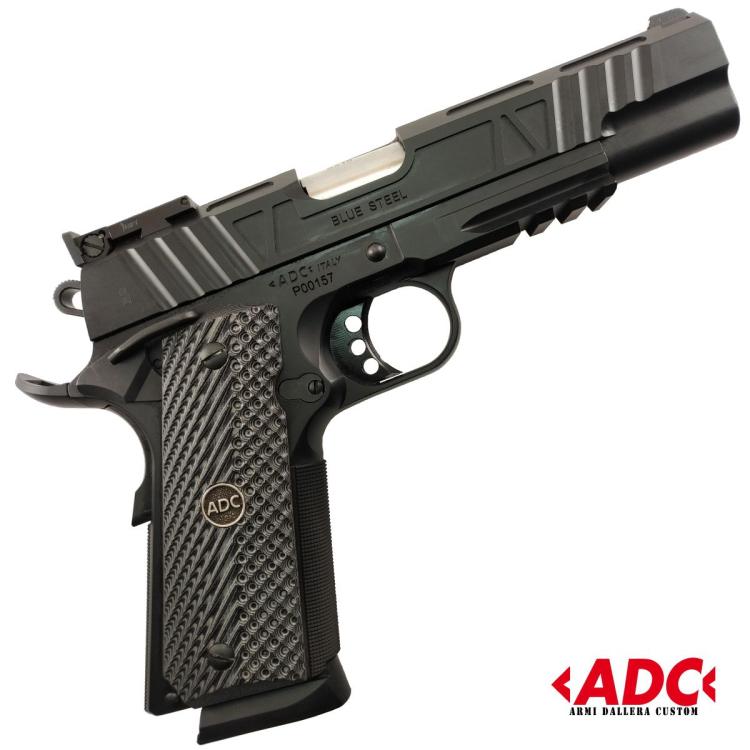 Samonabíjecí pistole ADC 1911 Blue Steel Std., 9 x 19 mm