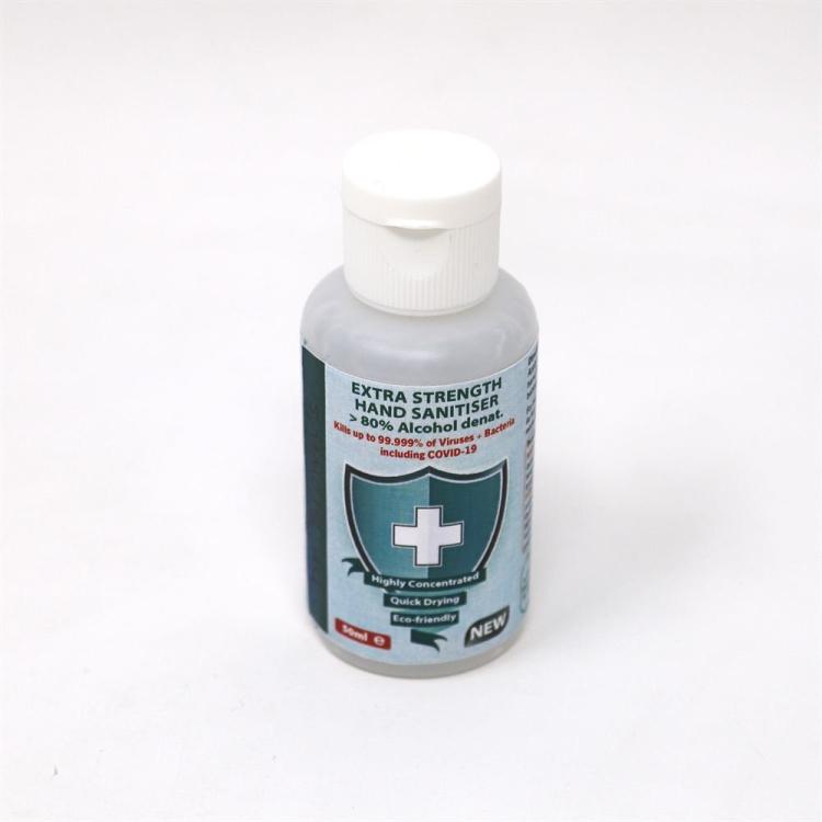 Antibakteriální gel na ruce Dr Browns, 50 ml