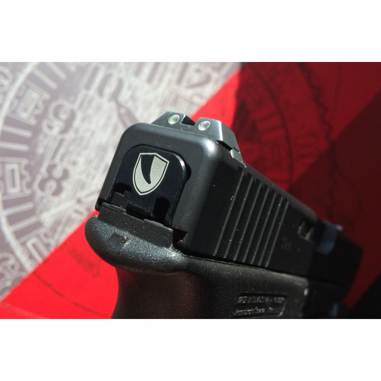Čelo pro pistoli Glock Gen 1-4, LEX