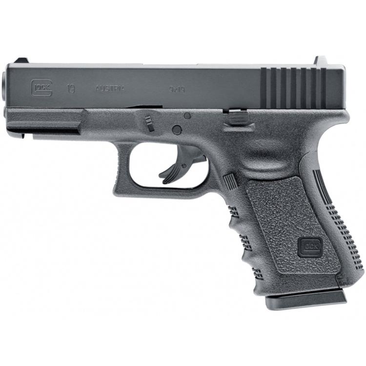 Vzduchová pistole Glock 19, Umarex