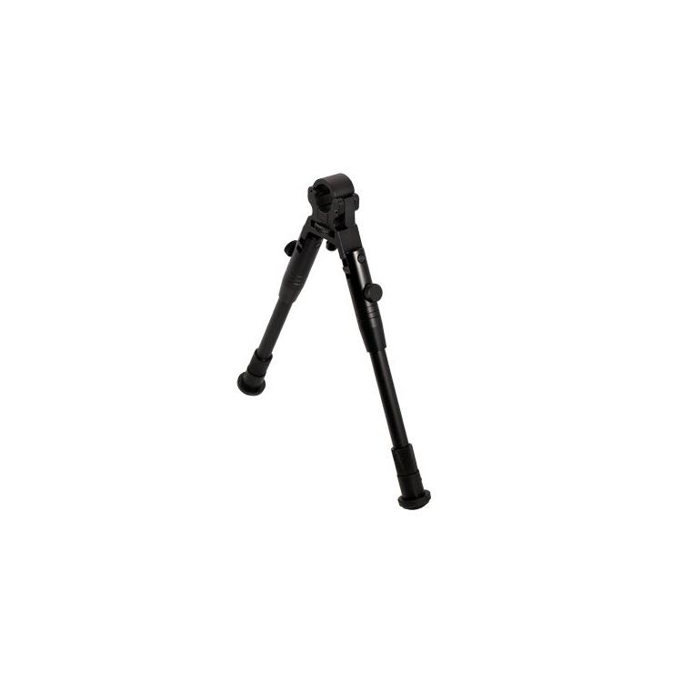 """Sniper bipod 9-11"""", gumové konce nožiček, Clamp-On montáž, černý, UTG"""