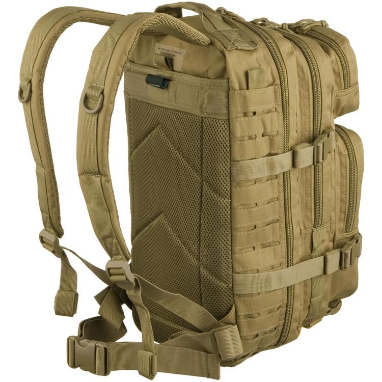 Batoh U.S. Assault Laser cut, malý, 20 L, Mil-Tec