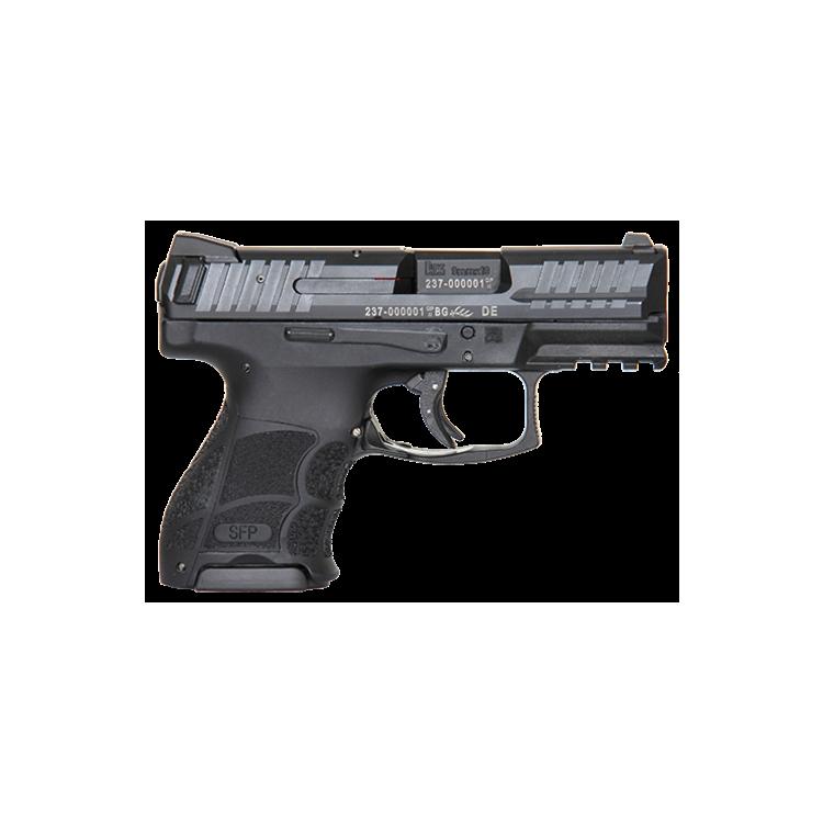 Pistole Heckler & Koch SFP9-SF SK PB (Push Button), 9 mm Luger