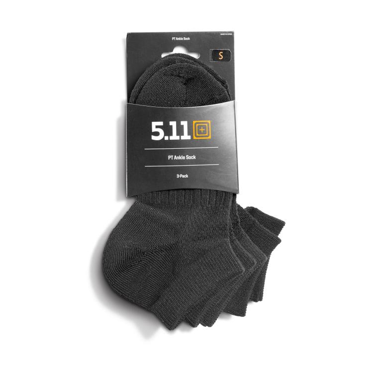 Kotníkové ponožky PT Ankle Sock, 3 páry, 5.11