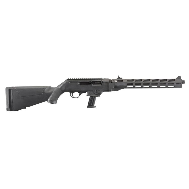 """Karabina, Ruger PC Carbine Rifle, M-LOK předpažbí, 9 mm Luger, 16,12"""", Ruger"""