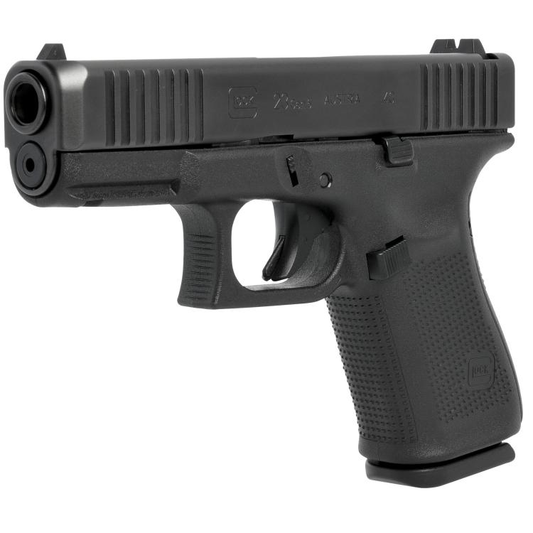 Pistole Glock 23, Gen 5, 40 S&W, černá