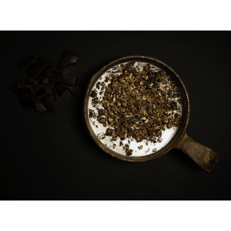 Křupavé čokoládové müsli, Tactical Foodpack