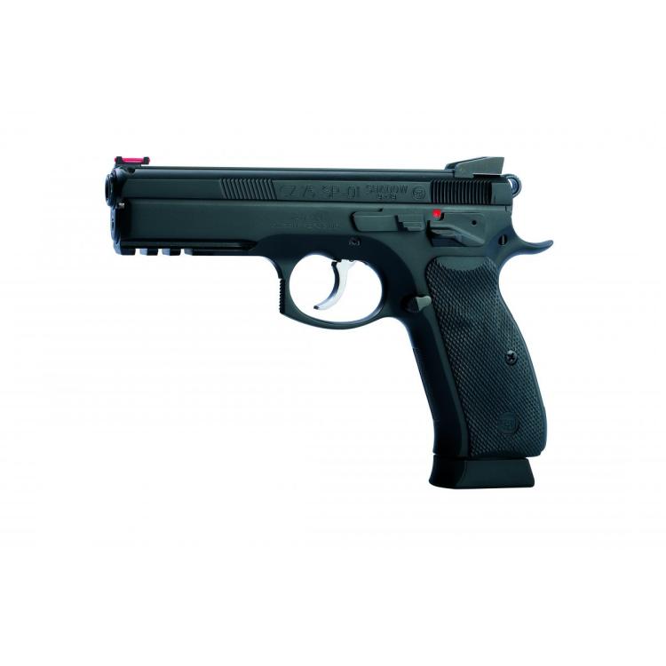 Pistole samonabíjecí CZ 75 SP-01 SHADOW, 19 ran, 9 mm Luger, CZUB
