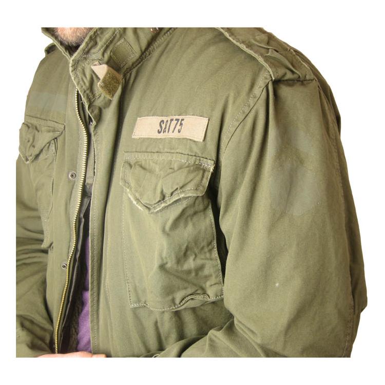 Pánská bunda M65 Regiment, Surplus - Bunda Surplus M65 Regiment