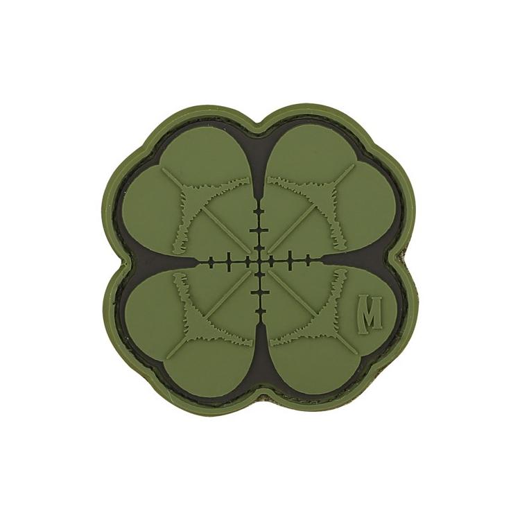 PVC nášivka Lucky Shot Clover, Maxpedition