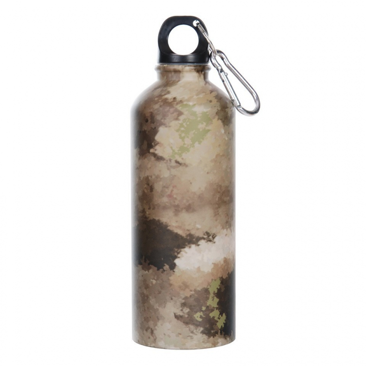 Lahev na vodu s maskovacím potiskem, 0,5 L, 101 Inc