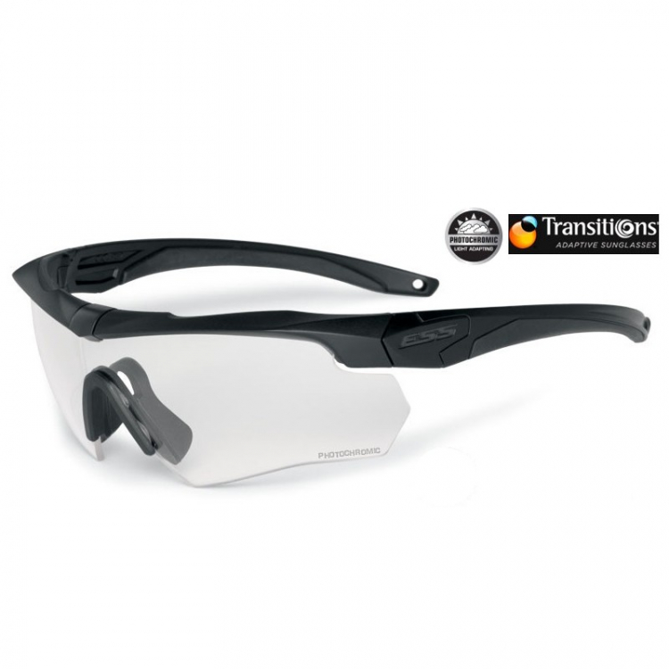 Střelecké brýle ESS Crossbow, fotochromatické sklo
