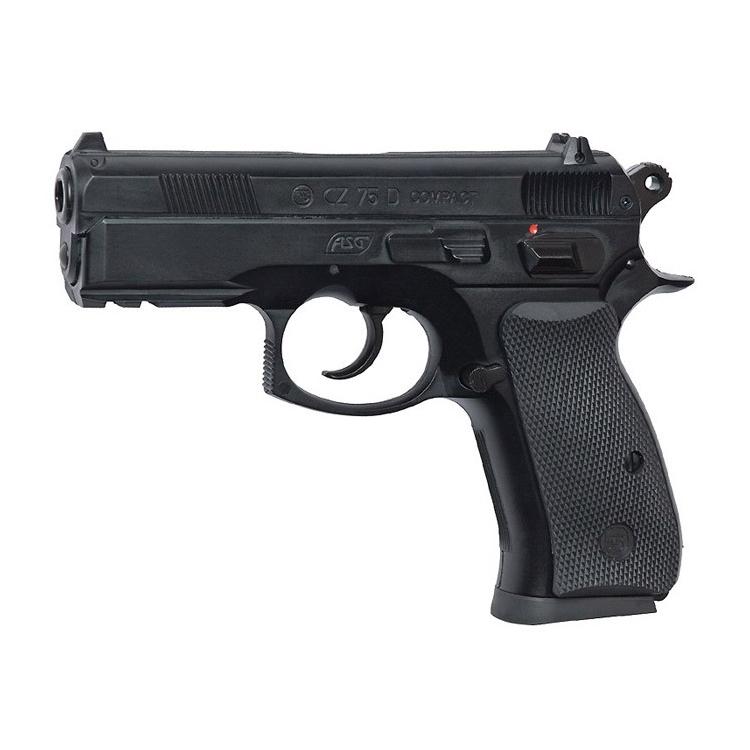 Airsoftová pistole CZ 75D, plynová