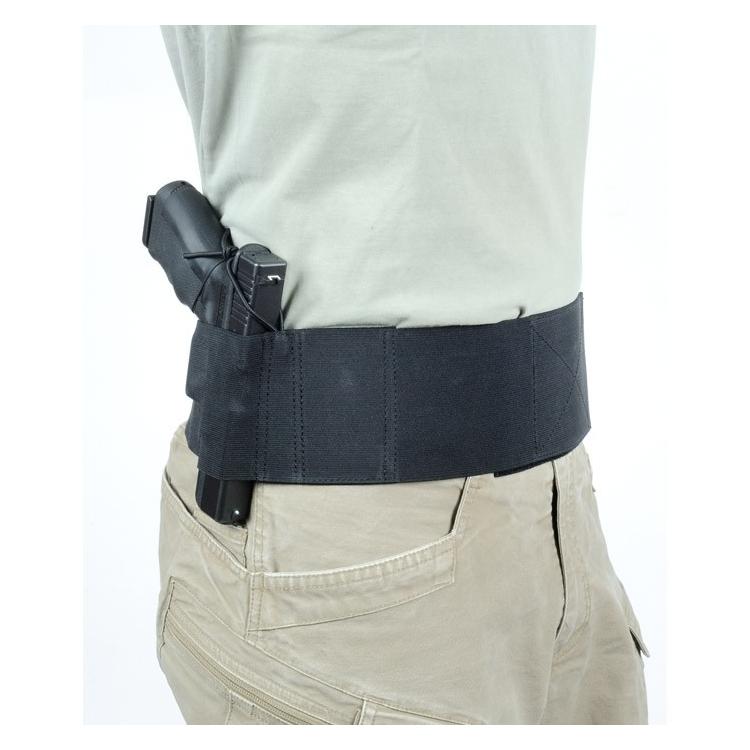 Pás pro skryté nošení zbraně, černý, Dasta 790