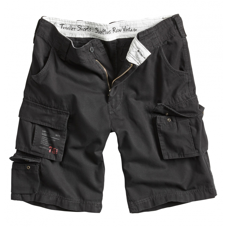 Kraťasy Trooper Shorts, Surplus - Kraťasy Surplus Trooper Shorts
