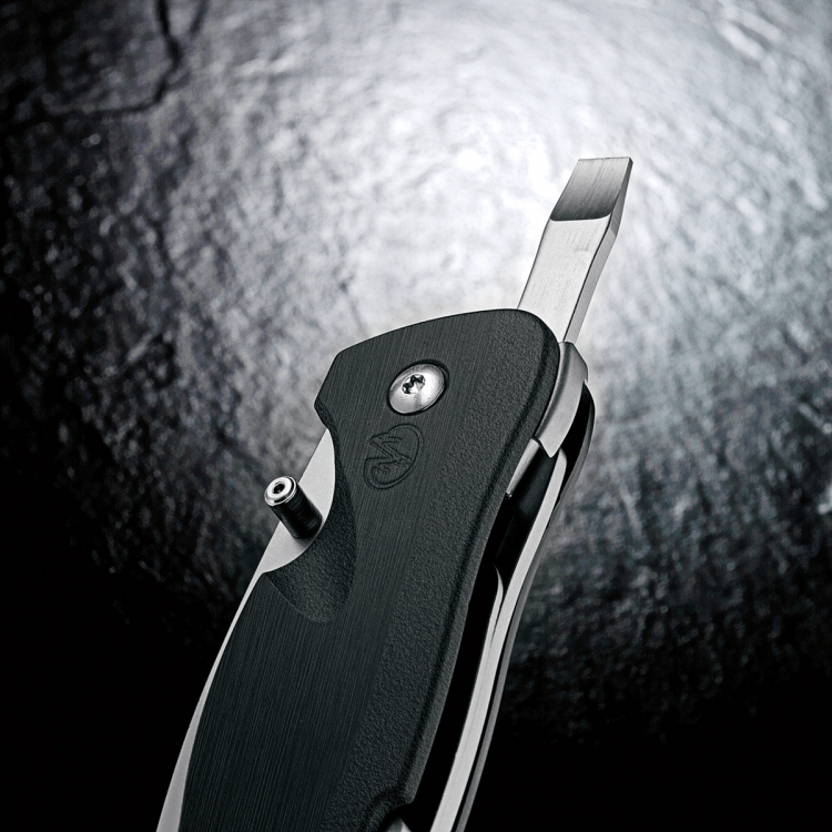 Multifunkční zavírací nůž Leatherman Crater C33T, hladké ostří - Multifunkční zavírací nůž Leatherman CRATER C33T, hladké ostří