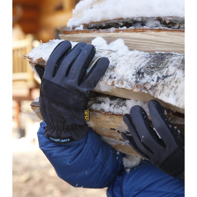 Zimní rukavice Mechanix CW Fastfit Insulated - Zimní rukavice Mechanix CW Fastfit Insulated