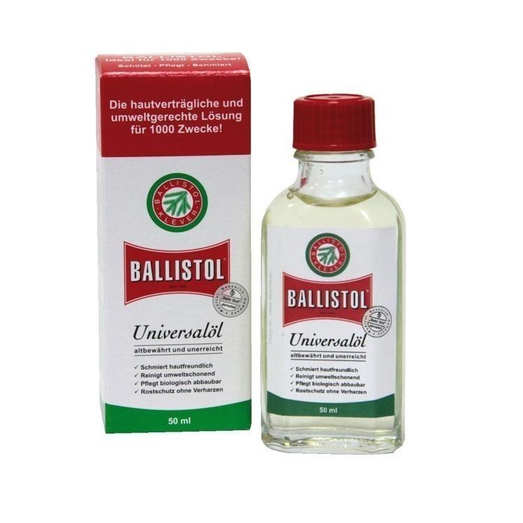 Olej na zbraně Ballistol, 50 ml