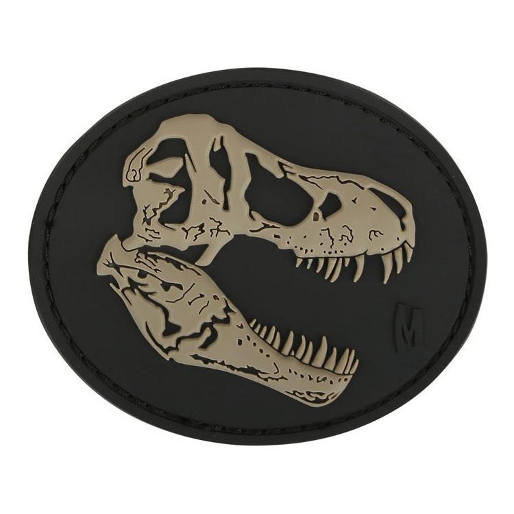 Nášivka Maxpedition T Rex Skull, Swat