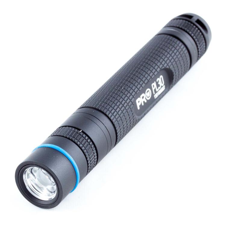 Svítilna Walther PL30, 90/35/10 lumenů. 3 úrovně svitu, stroboskop - Svítilna Walther PL30, 90/35/10 lumenů. 3 úrovně svitu, stroboskop