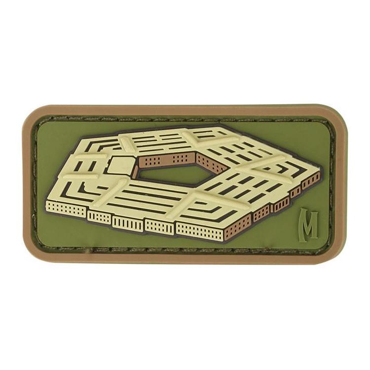 Nášivka Maxpedition Pentagon