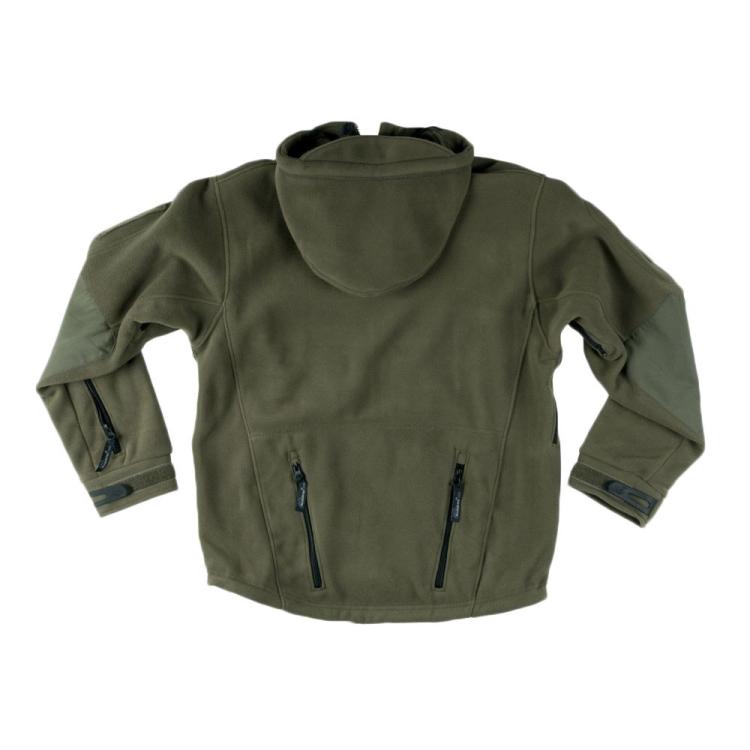 Fleecová bunda Patriot, Helikon