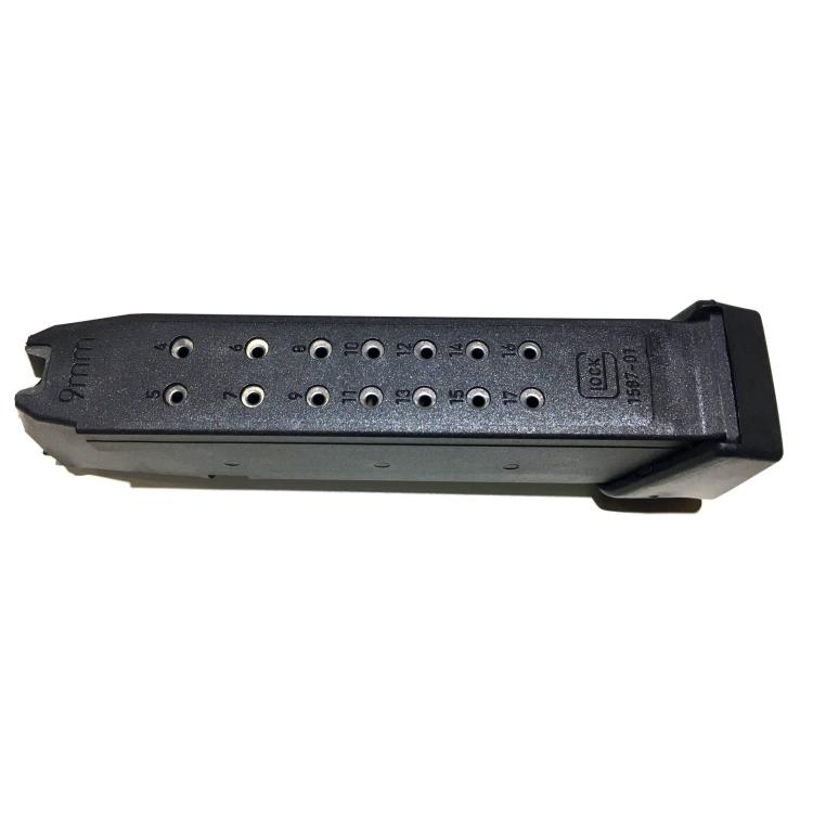 Zásobník s botkou pro Glock 17, 9mm, 17+2