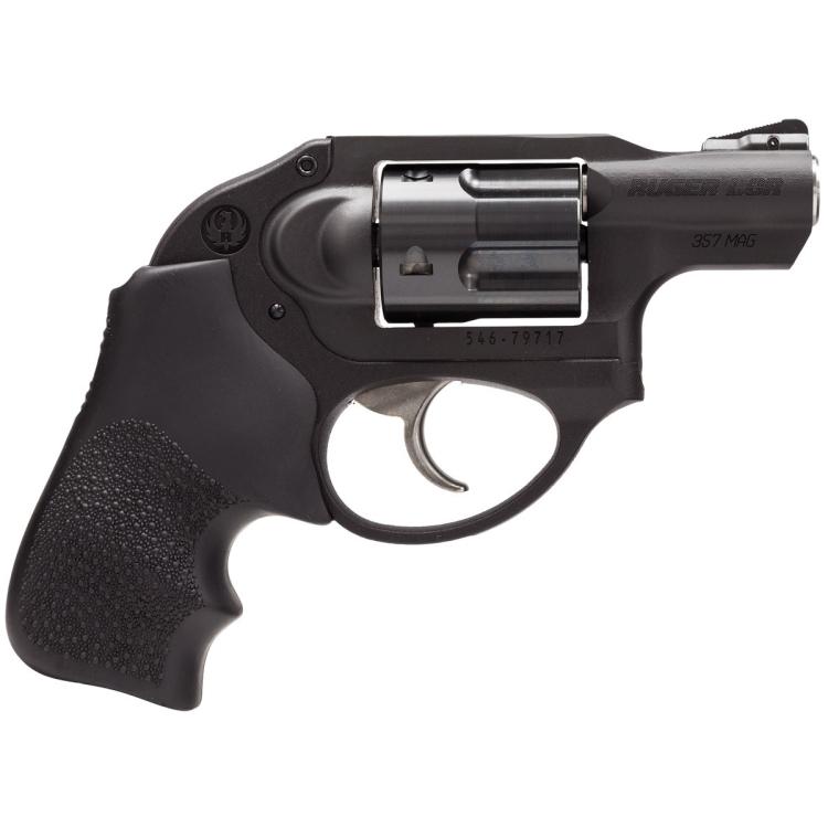 Revolver Ruger KLCR, 357 Mag, 5 ran, polymerový rám