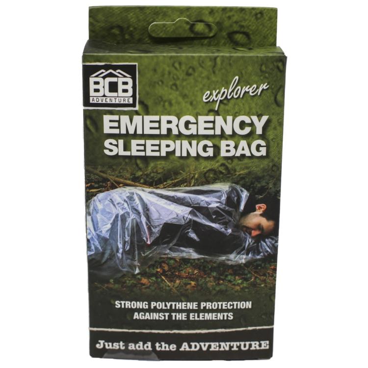 Nouzový spací pytel, BCB