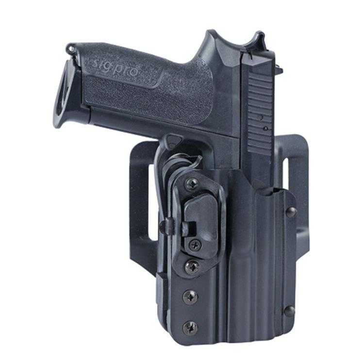 Opaskové pouzdro na zbraň, otočný závěs, Dasta 750