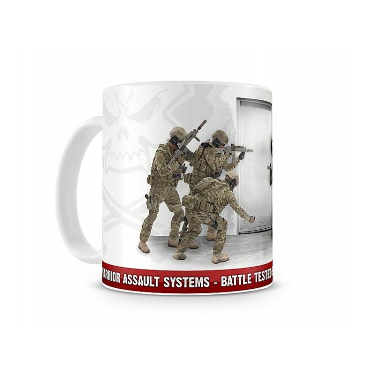 Hrnek s logem Warrior Assault Systems
