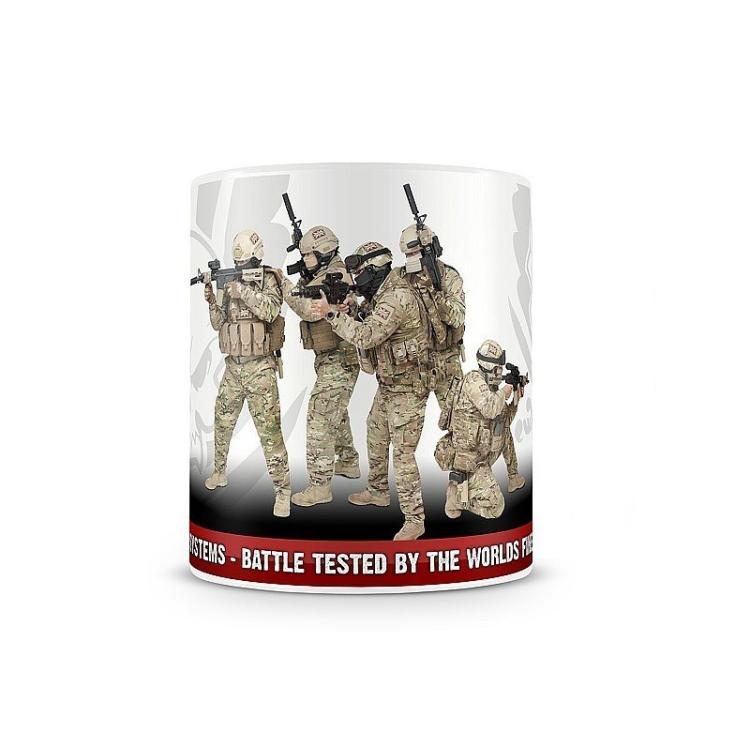 Hrnek Warrior Assault Systems