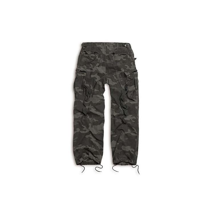 Pánské kalhoty Vintage Fatigues, Surplus - Pánské kalhoty Surplus Vintage Fatigues