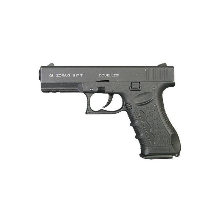 Plynová pistole Atak Zoraki 917, černá
