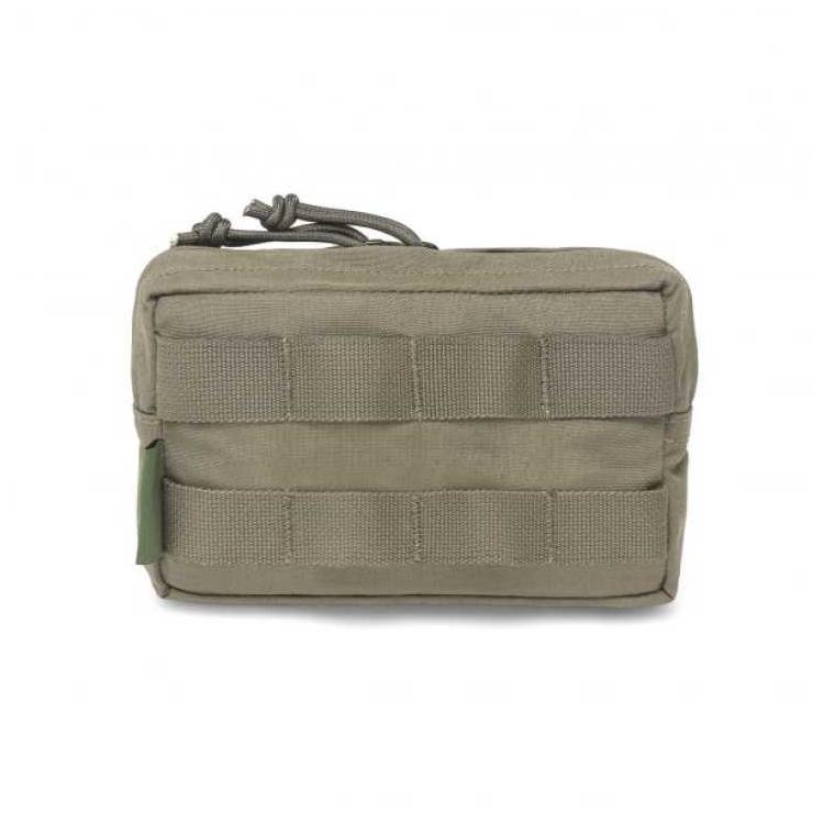 Malá horizontální kapsa na zip, Warrior - Malá horizontální kapsa na zip, Warrior