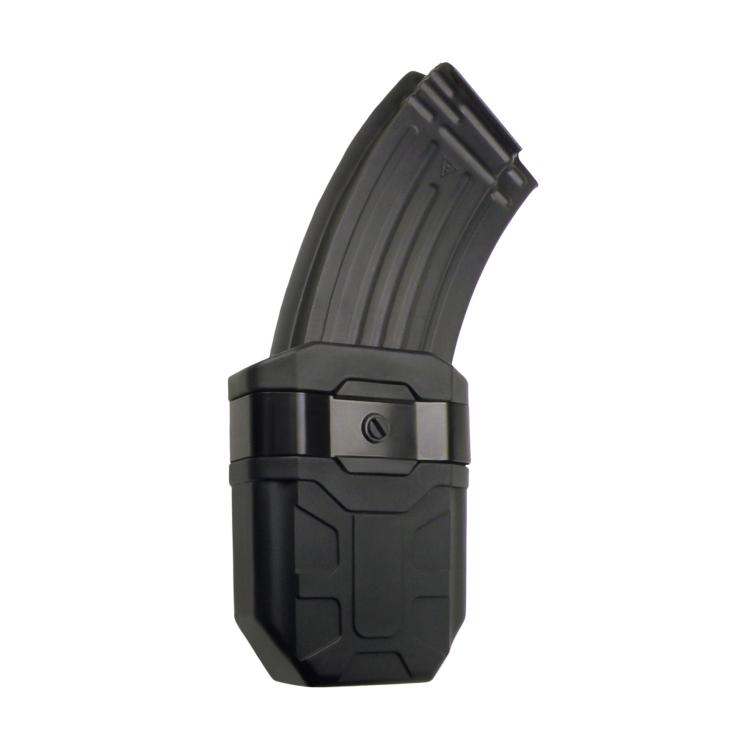 Plastové pouzdro pro dvouřadý zásobník 9mm Luger,  UBC-02, ESP