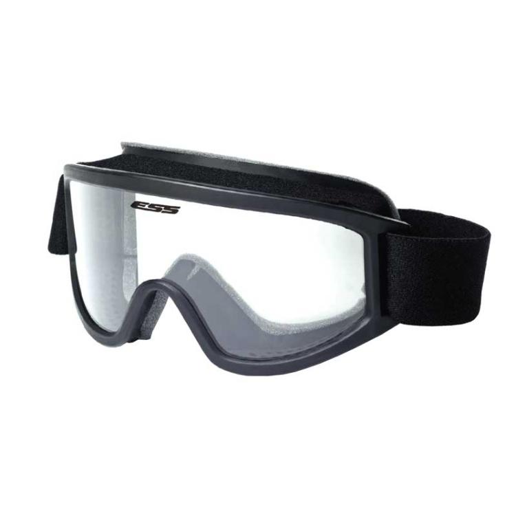 Taktické brýle Striker Tactical XT, černé, čirá skla, ESS