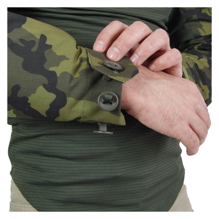 Košile AČR UBACS taktická vz. 95 ripstop - Košile AČR UBACS taktická vz. 95 ripstop