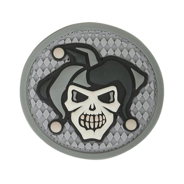 Nášivka Maxpedition Jester Skull